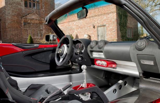 Lotus представил суперлёгкую версию Elise 3