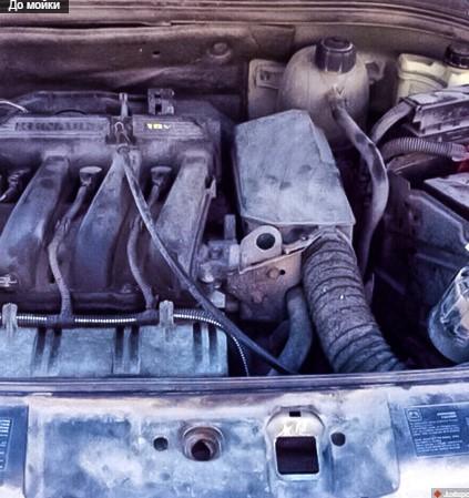 Нужно ли мыть двигатель автомобиля 1