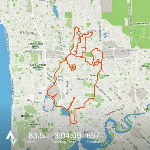Австралийцы проехали 200 км, чтобы «нарисовать» козу на навигаторе 1