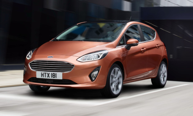 Автомобили Ford будут «распознавать» пешеходов в темноте 2