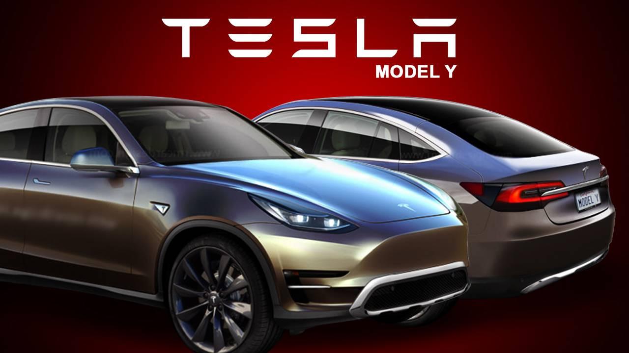 Кроссовер Tesla Model Y авансом провозгласили бестселлером 1
