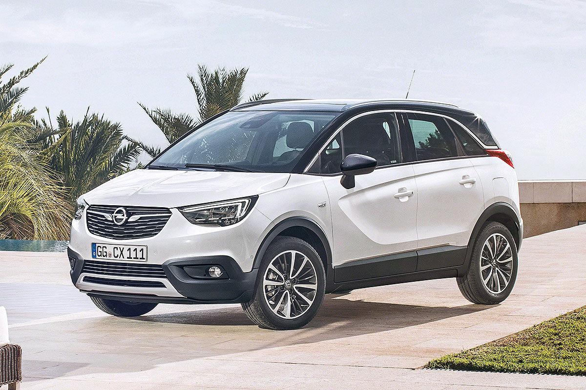 «Непохожий на других»: тест-драйв Opel Crossland X 2