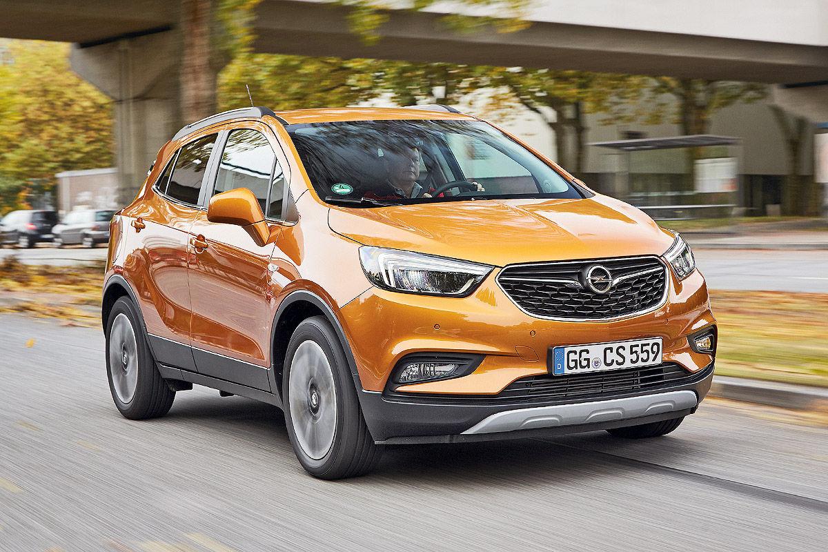 «Непохожий на других»: тест-драйв Opel Crossland X 1