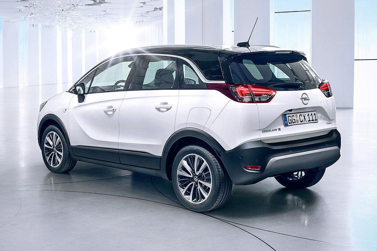 «Непохожий на других»: тест-драйв Opel Crossland X 3