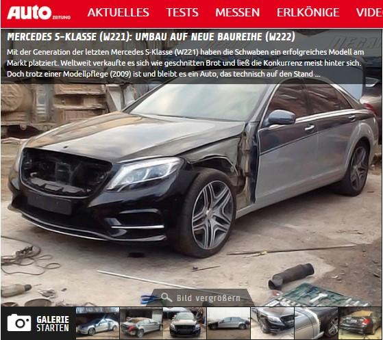 Как в Украине старые Mercedes и Toyota «превращаются в новые» 3