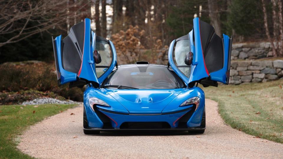 Самый дорогой McLaren в мире «ушел с молотка» 1