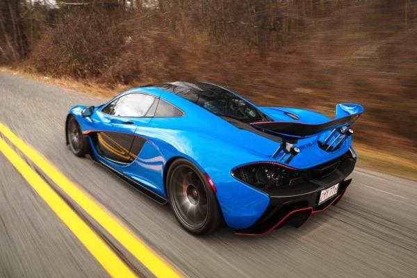 Самый дорогой McLaren в мире «ушел с молотка» 2