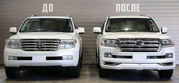 Как в Украине старые Mercedes и Toyota «превращаются в новые» 2