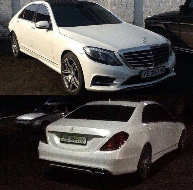 Как в Украине старые Mercedes и Toyota «превращаются в новые» 1