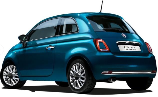 Fiat 500 обзавелся «морской» версией 1