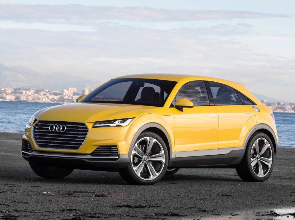 В Audi рассказали о новом кроссовере Q4 2