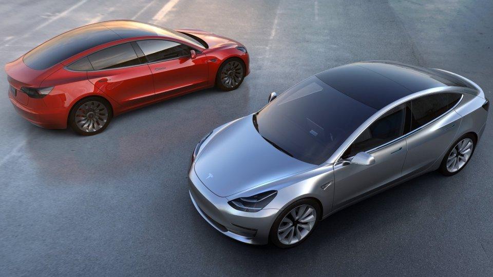 Tesla выпустит новую модель Model Y 1