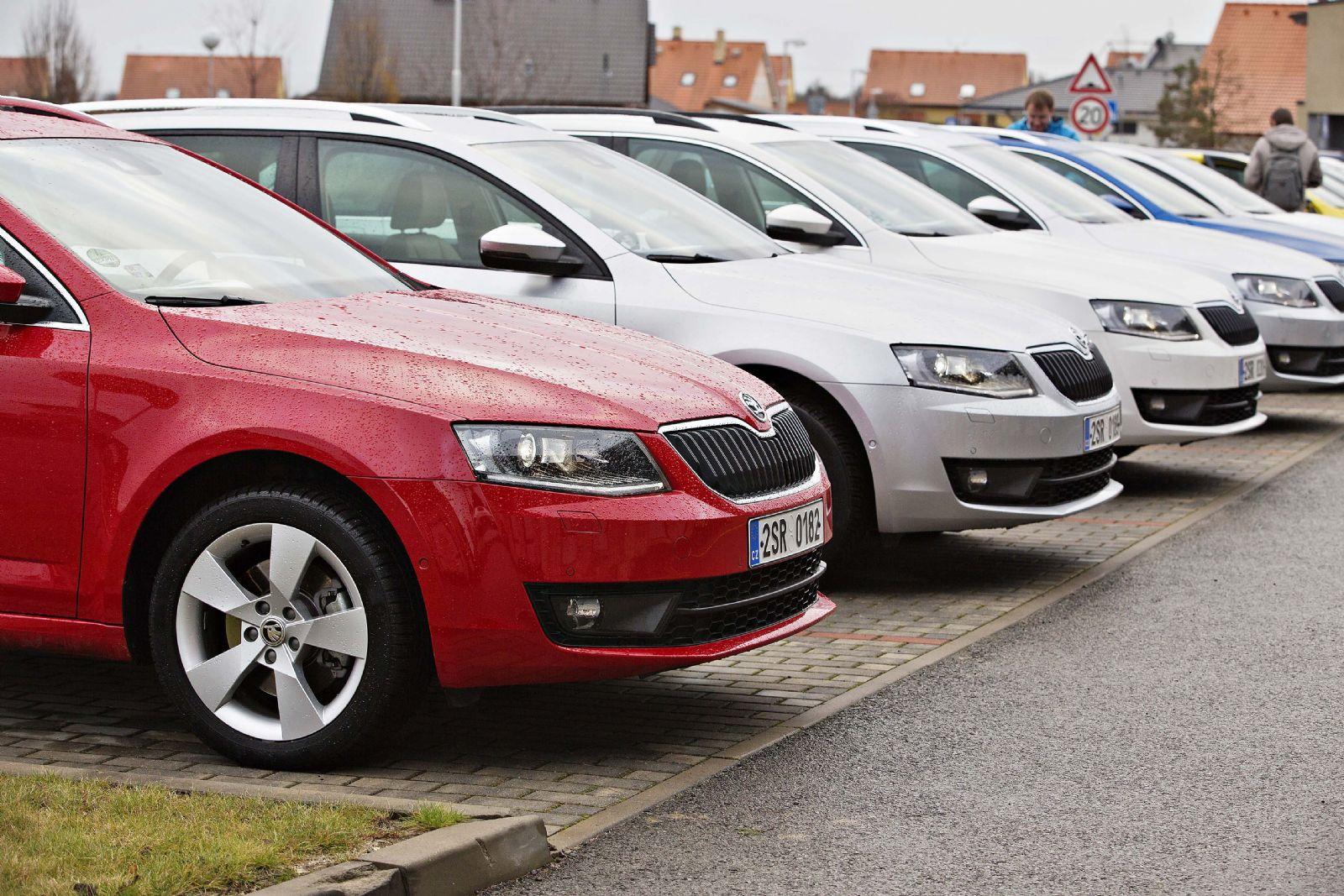 Автомобили Skoda бьют рекорды продаж 2