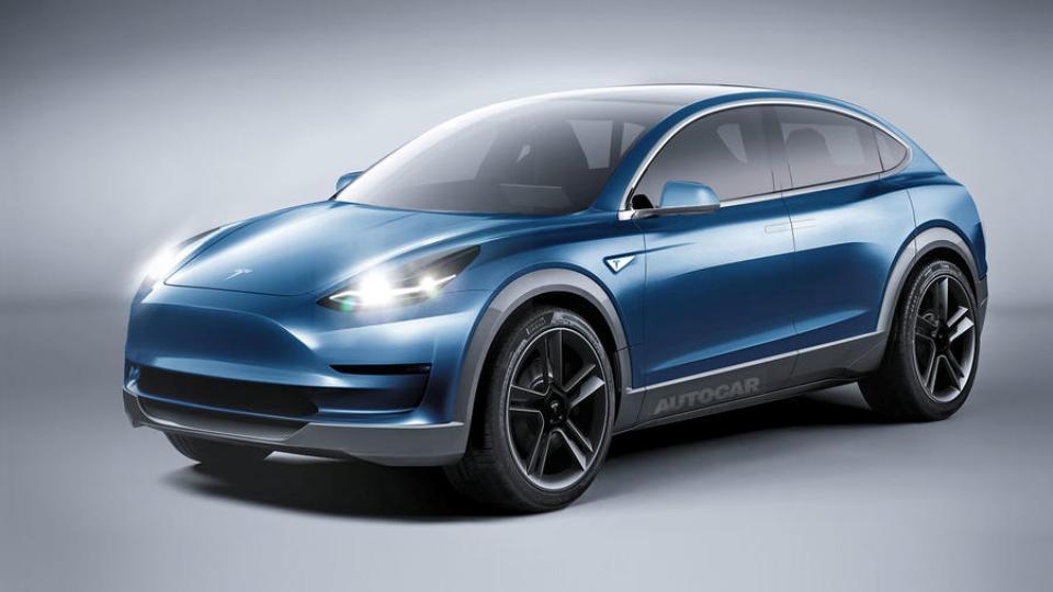 Tesla выпустит новую модель Model Y 2