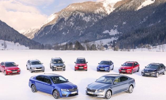 Автомобили Skoda бьют рекорды продаж 1