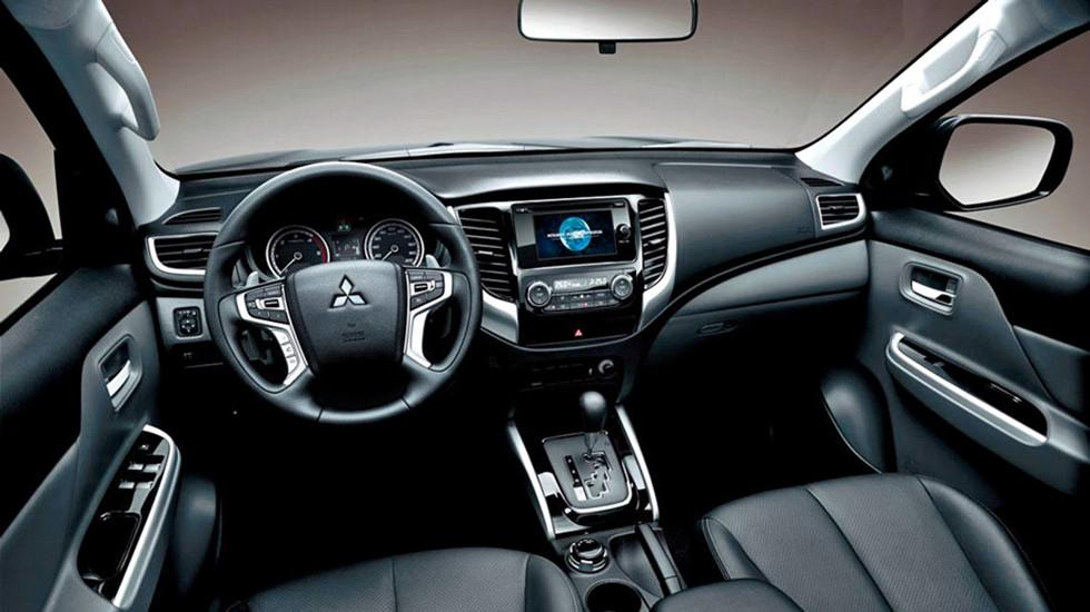 «Продвинутый пикап»: обзор нового Mitsubishi L200 2