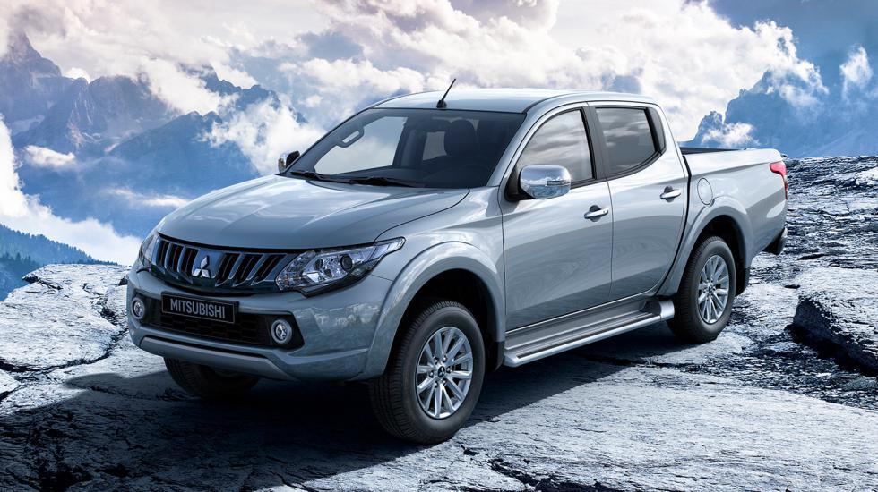 «Продвинутый пикап»: обзор нового Mitsubishi L200 1