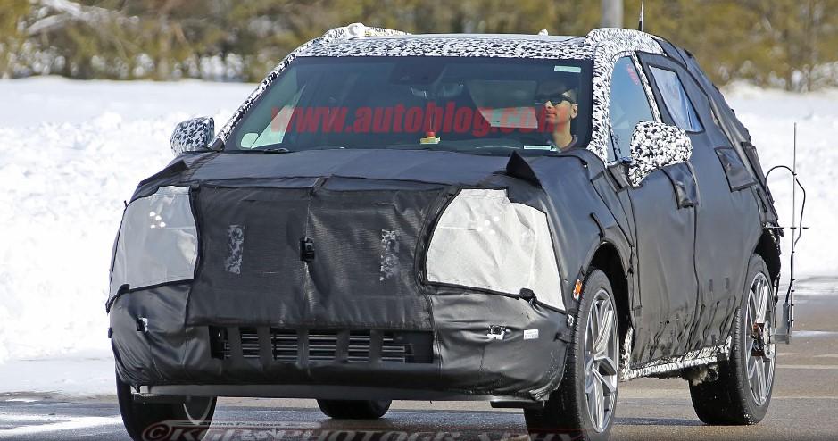 Cadillac развеял слухи об «убийце» Mercedes GLA 1