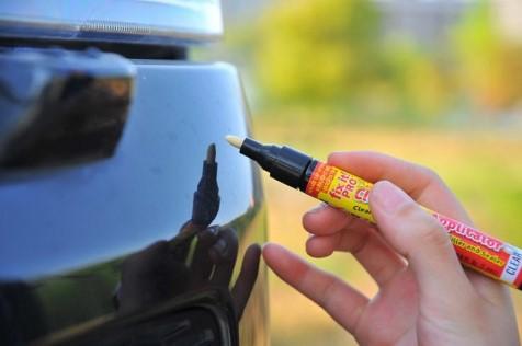 Как избавиться от царапин на кузове авто 2