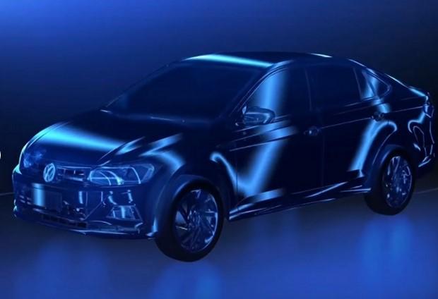 Седан Virtus и кроссовер T-Roc: Volkswagen анонсировал несколько новинок 1
