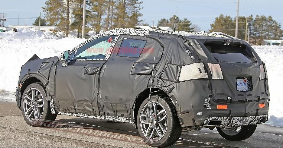 Cadillac развеял слухи об «убийце» Mercedes GLA 3