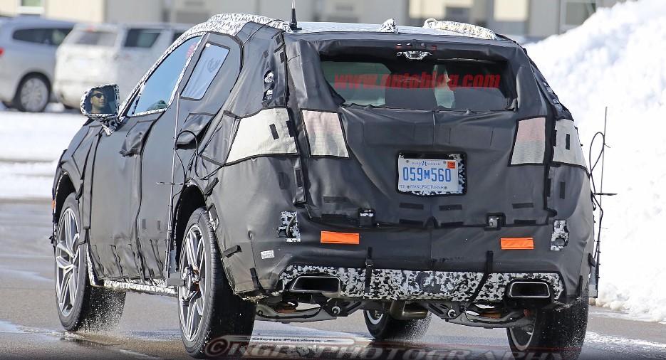 Cadillac развеял слухи об «убийце» Mercedes GLA 4