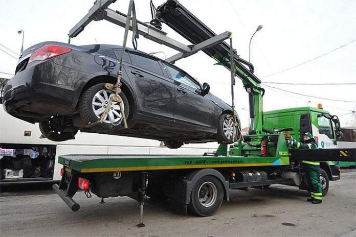 В ГФС подтвердили факт изъятия автомобилей с иностранной регистрацией 1