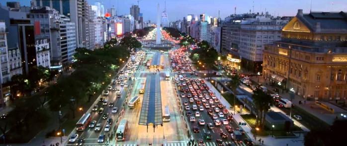 Где находится самая широкая улица в мире 2