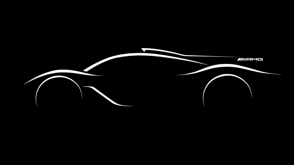 1000-сильный гиперкар Mercedes оценили в 2,2 миллиона евро 2