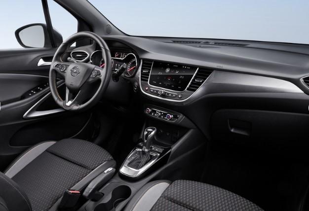 Opel назвал цену нового кроссовера Crossland X 2