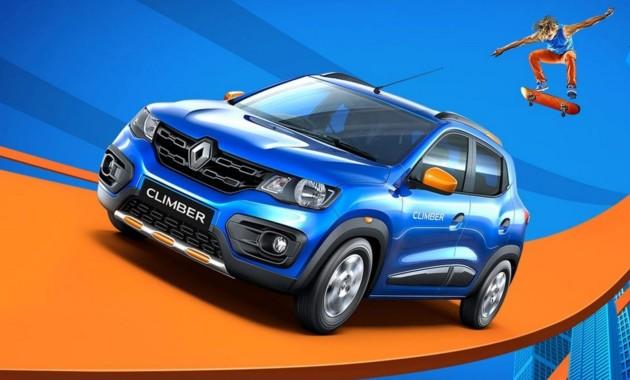 Renault запускает в продажу хэтч Kwid Climber 1