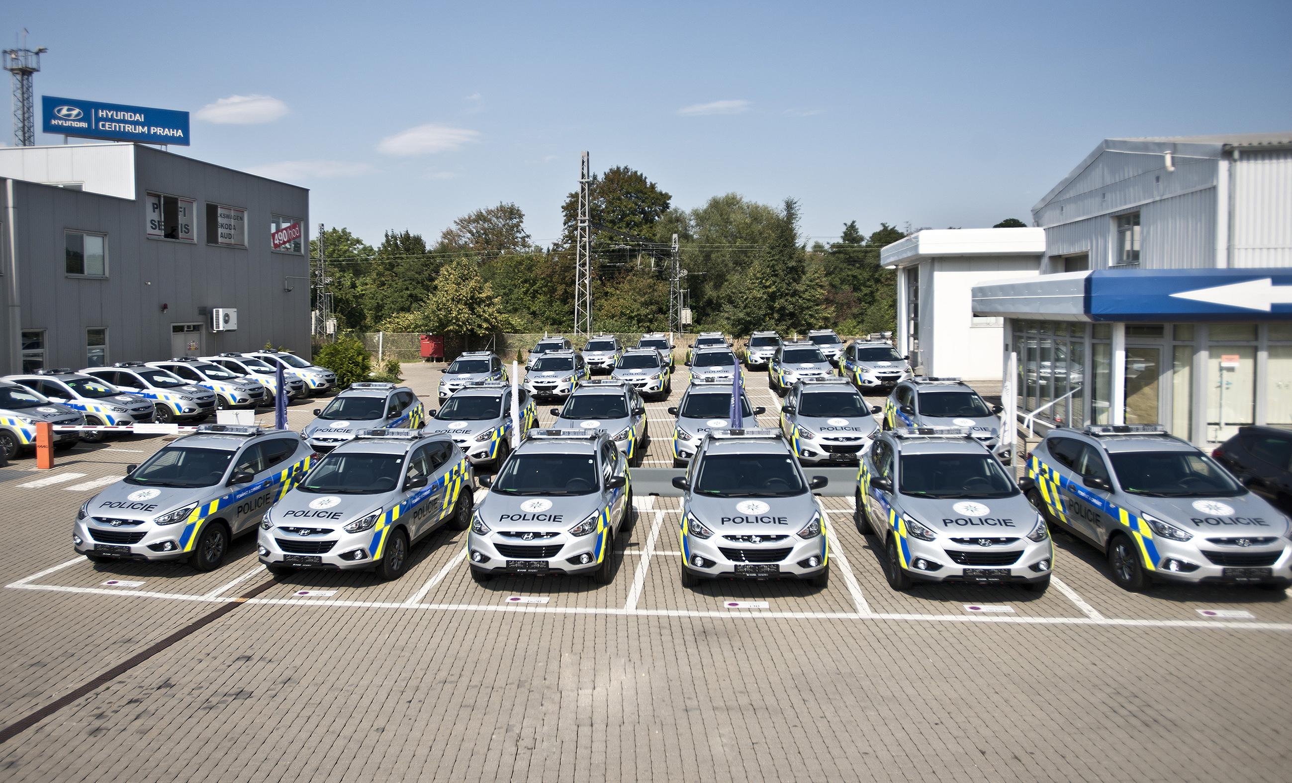 Чешские полицейские откажутся от автомобилей марки Skoda 2