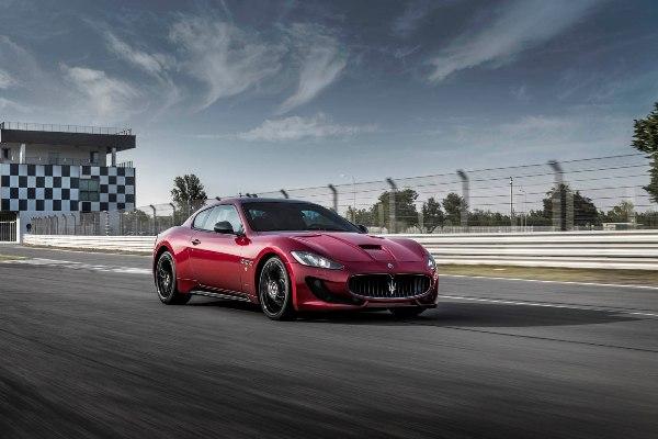Maserati посвятила спецсерию GranTurismo 1957 году 1