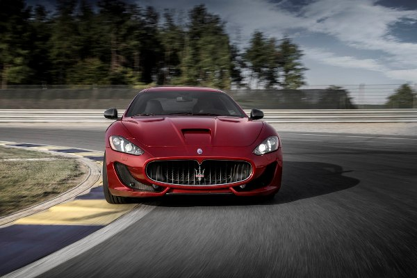 Maserati посвятила спецсерию GranTurismo 1957 году 2