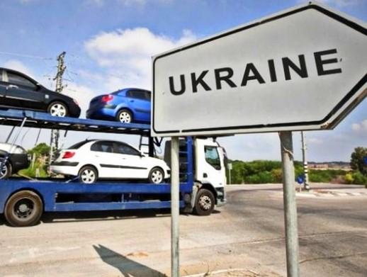 Украина наращивает импорт автомобилей из Российской Федерации 1