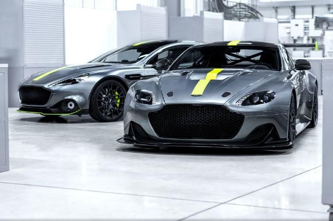 Aston Martin будет выпускать автомобили под новой маркой 1