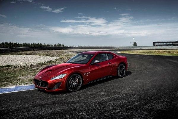 Maserati посвятила спецсерию GranTurismo 1957 году 3