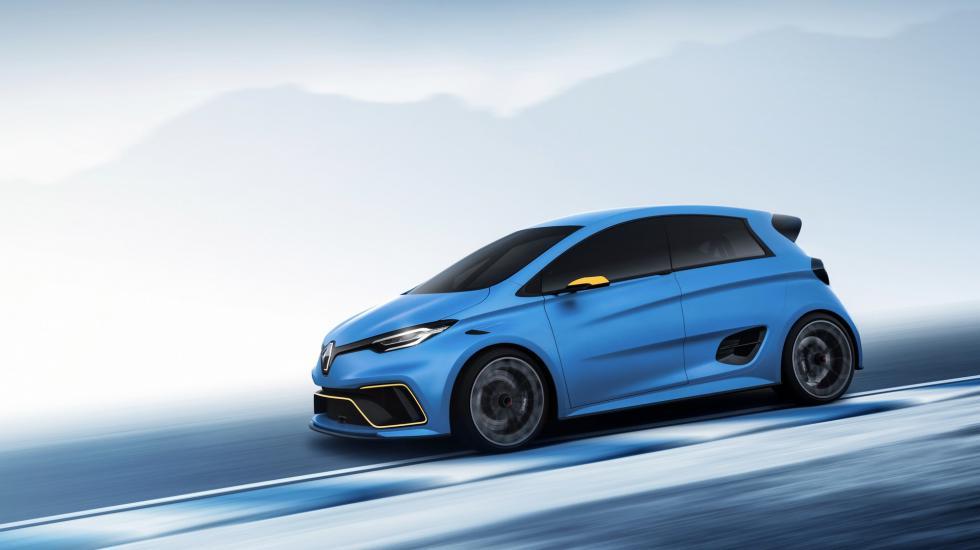 «Карманный вжик»: обзор нового Renault Zoe 1