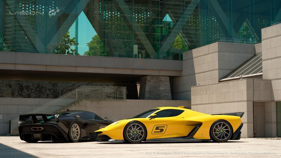 Fittipaldi EF7 - «он как игрушка для взрослых» 2