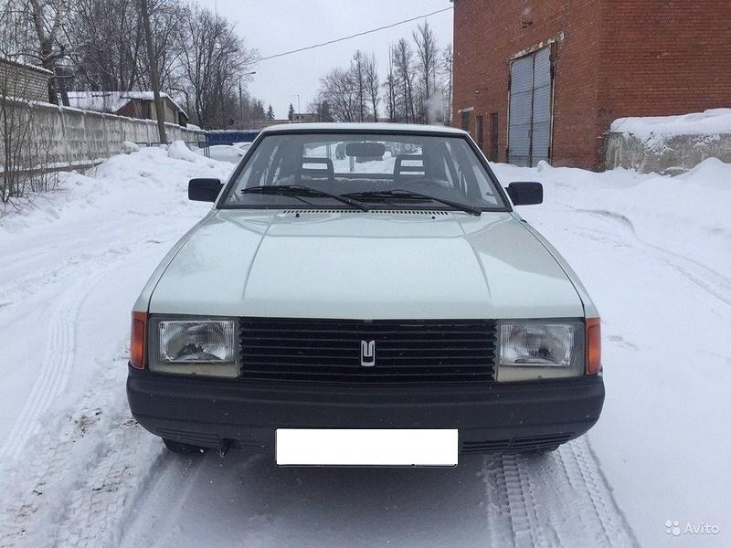 На аукцион выставили «Москвич-21412 в идеальном состоянии» 1