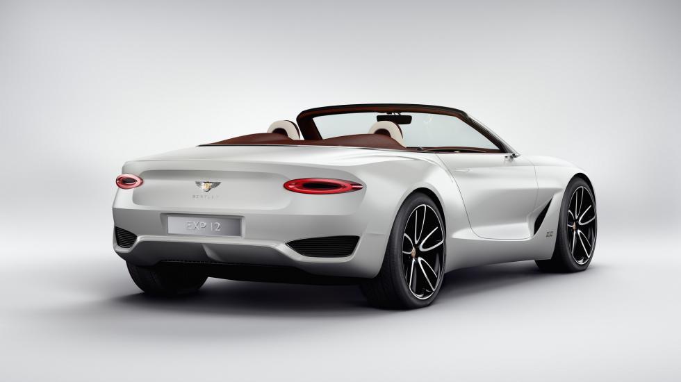 Почему Bentley EXP назвали «подвиг разведчика» 2