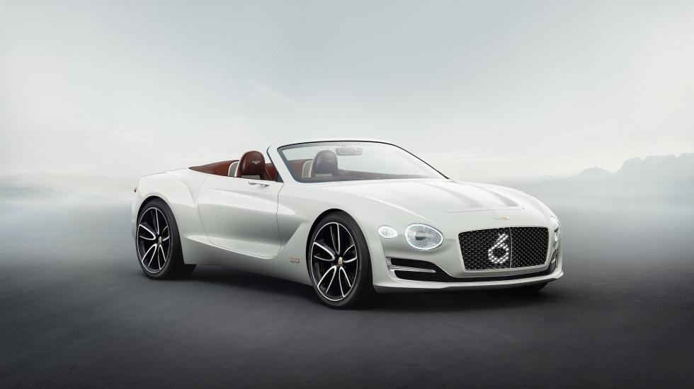 Почему Bentley EXP назвали «подвиг разведчика» 1