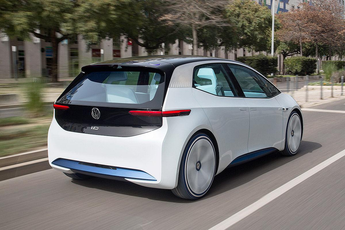 «Энергичный электрик»: тест-драйв электромобиля VW I.D 2