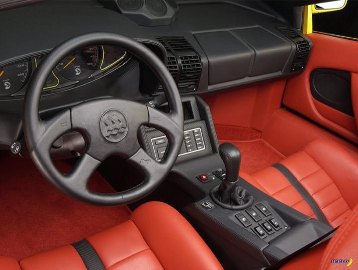 Почему от Cizeta-Moroder V16T остались «лишь пузыри в луже» 3