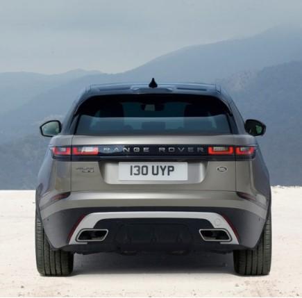 Jaguar Land Rover определился с будущим двухдверной модификации Velar 1
