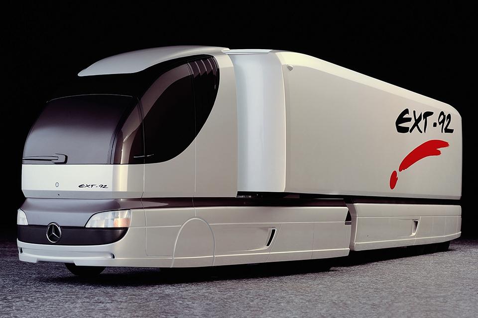Самые «дикие» концептуальные грузовые автомобили 6