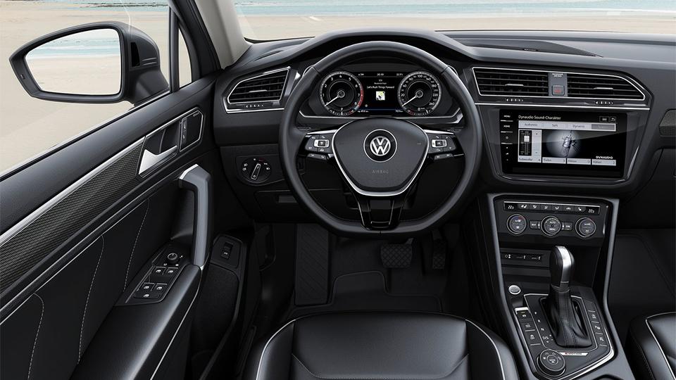 Семиместный Volkswagen Tiguan добрался до европейцев 3