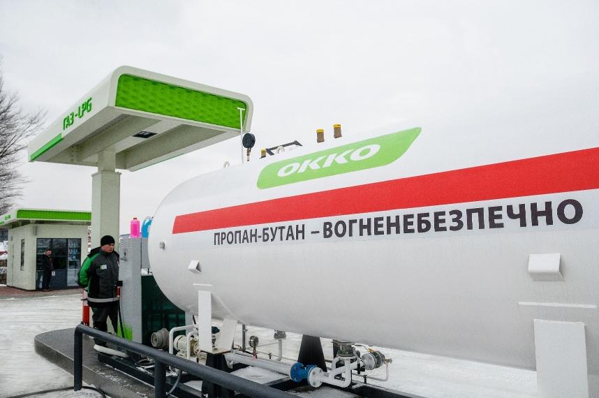 В сети «ОККО» заработали 6 новых газовых модулей 1