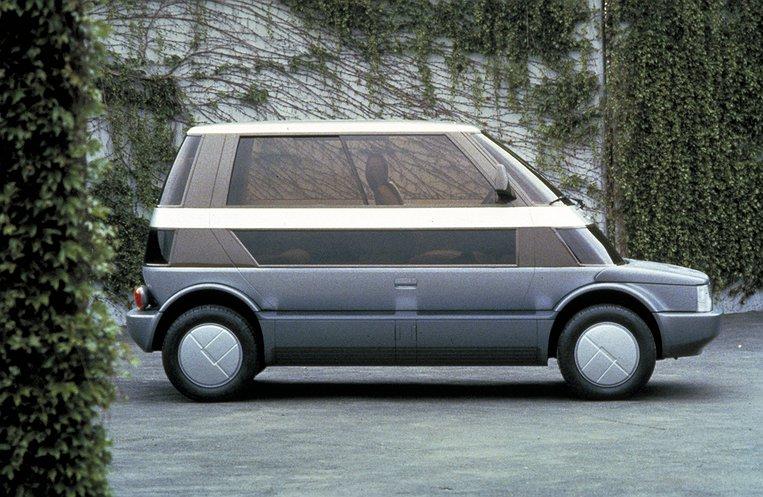 В Женеве могут показать концепцию автомобиля с летающей капсулой 1