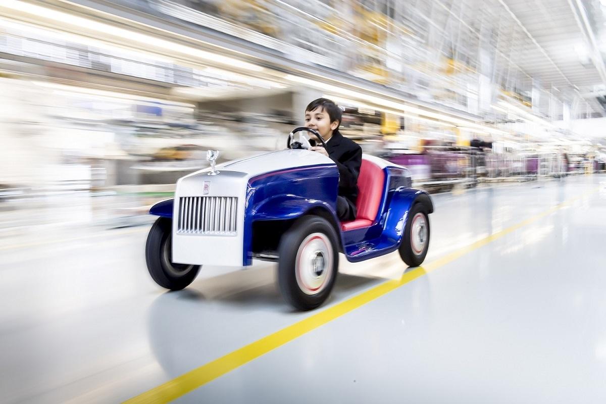 Такого Rolls-Royce вы еще не видели 2